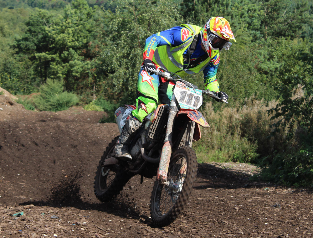 Enduro practce track all skill levels Coalville Leicestershire