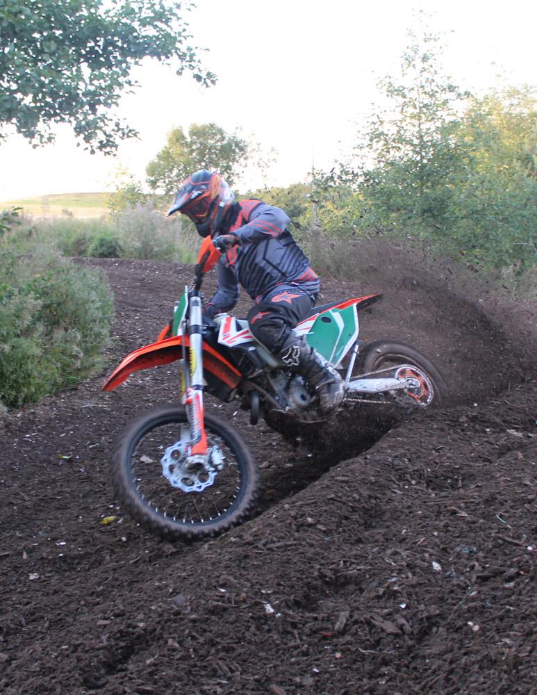 Ashby Moto Park, Ashby de la Zouch, Leicestershire
