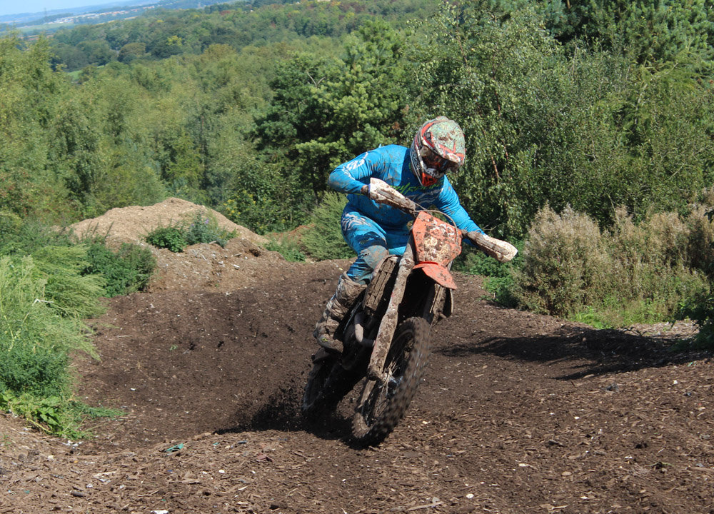Enduro practice track, Leicestershire