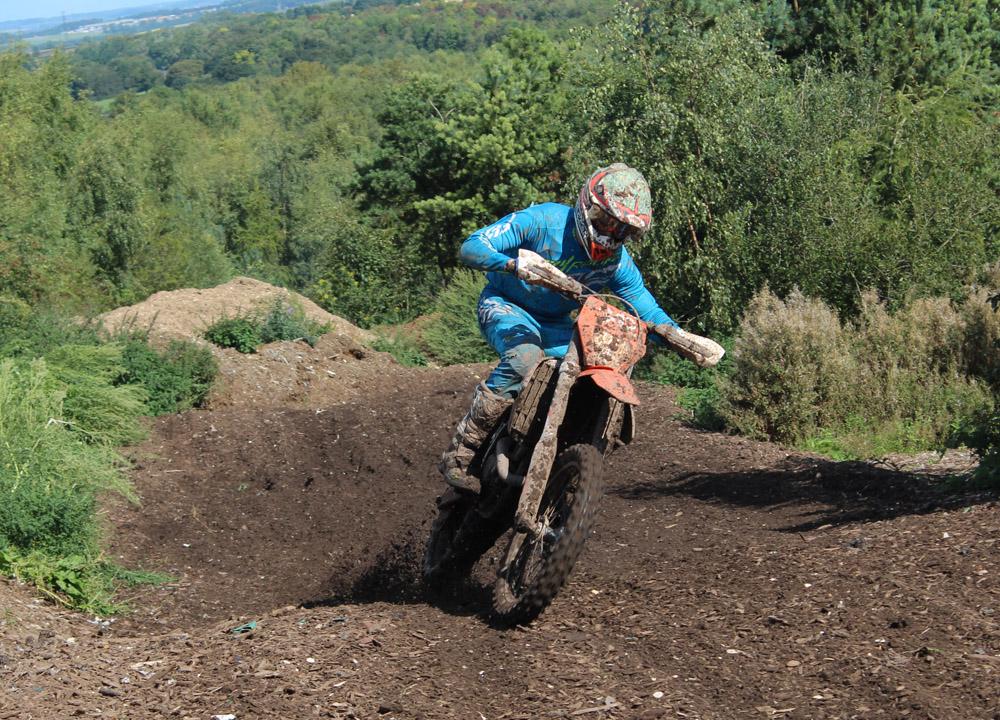Enduro practice track, Leicestershire