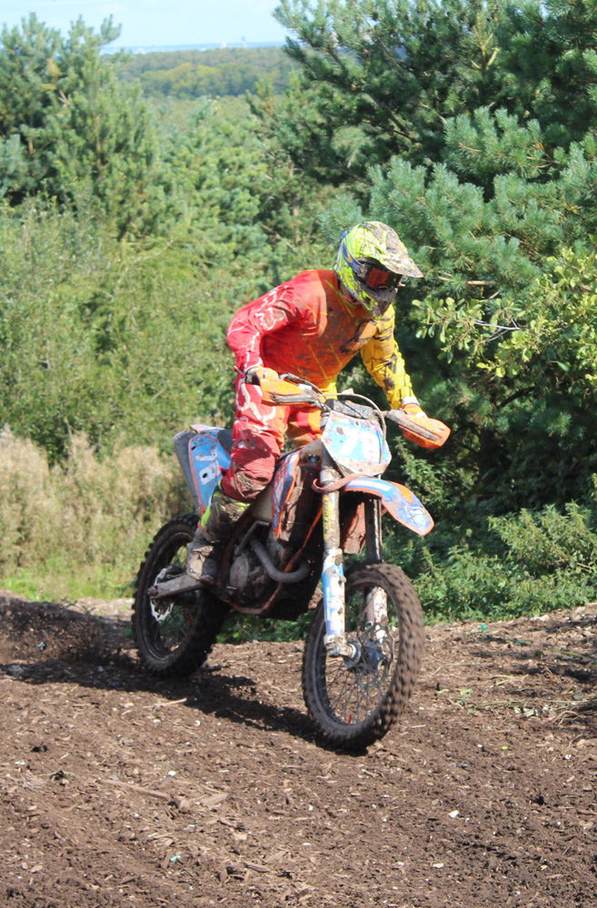 Enduro practice track, all skill levels Lount, Leicestershire