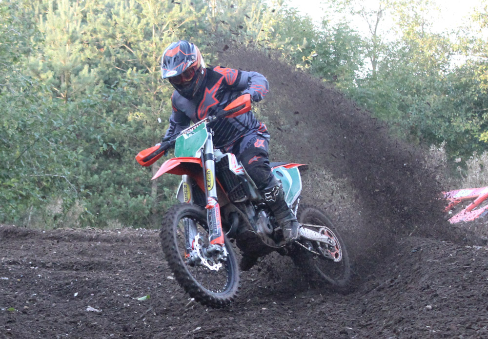 Ashby Moto Park Enduro Practice Track Leicestershire
